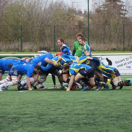 9ème journée : Rugby Champagne St André les Vergers - Tygre Rugby
